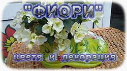 Магазин за цветя и декорация