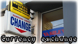 Currency exchange ЕТ