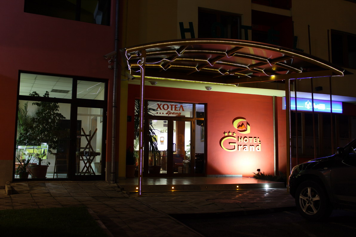 Hotel Grand in Samokov